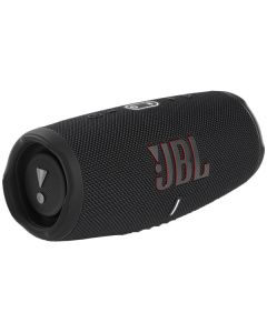 Портативная колонка JBL Charge 5 Midnight Black (JBLCHARGE5BLK)
