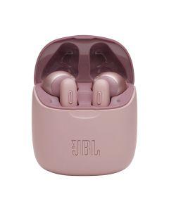 """Наушники TWS (""""полностью беспроводные"""") JBL T225TWS Pink (JBLT225TWSPIK)"""