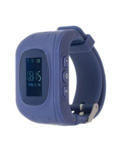Детские умные часы Ergo GPS Tracker Kid`s K010 Dark Blue