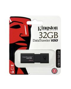 Флешка Kingston 32Gb DataTraveler 100 G3 USB 3.0