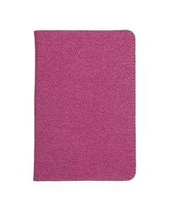 Сумка книжка универсальная для планшетов Lagoda 6-8 дюймов Pink Manchester
