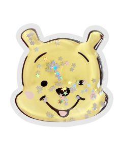 Popsocet круглый Liquid Shine Винни Пух Желтый