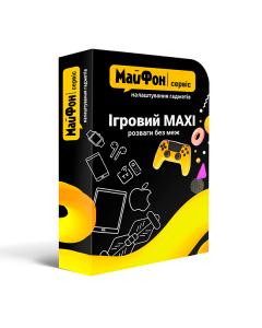 """Програмний пакет Ігровий """"МАХІ"""""""