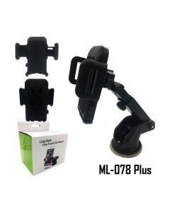 Автодержатель для телефона Universal Car Holder ML-078 Plus Black