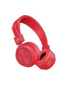 Bluetooth Наушники Hoco W25 Promise Red