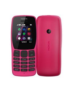 Nokia 110 Dual Sim 2019 Pink (16NKLP01A01)