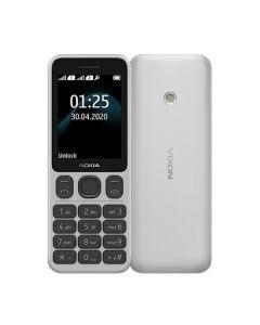 Nokia 125 Dual Sim White (16GMNW01A01)