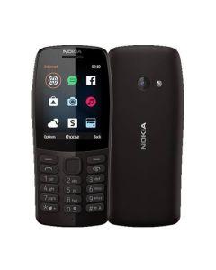 NOKIA 210 Dual SIM 2019 Black (16OTRB01A02)
