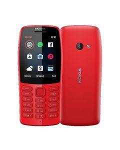 NOKIA 210 Dual SIM 2019 Red (16OTRR01A01)