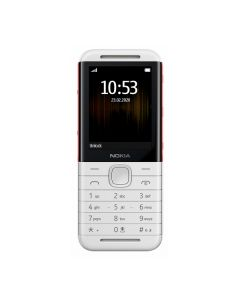 Nokia 5310 TA-1212 DS White/Red (16PISX01B02)