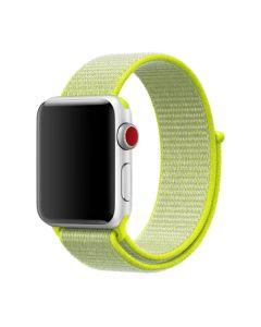 Ремешок для Apple Watch 38mm/40mm Nylon Sport Loop Flash Light