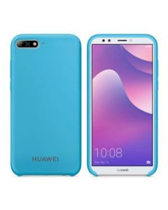 Чехол Original Soft Touch Case for Huawei Y5 II 2017 Blue