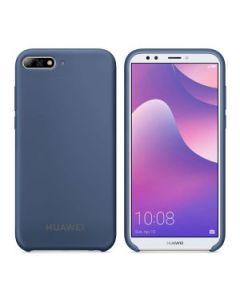 Чехол Original Soft Touch Case for Huawei Y5 II 2017 Dark Blue