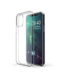 Original Silicon Case iPhone 12/12 Pro Clear
