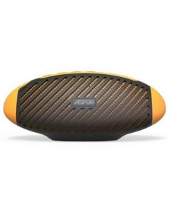 Портативная Bluetooth колонка Aspor P5 Plus Yellow