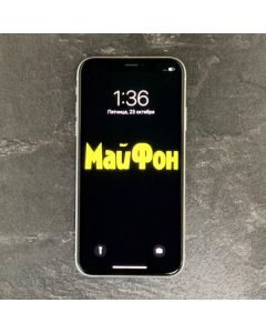 Apple iPhone XR 64GB White (MT482) Б/У 2