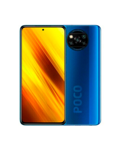 XIAOMI Poco X3 NFC 6/64 Gb (cobalt blue) українська версія
