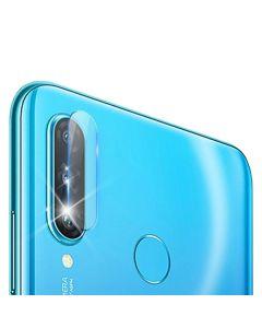 Защитное стекло на заднюю камеру Huawei P30 Lite тех.пак