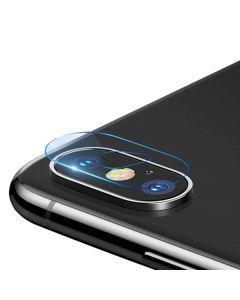 Защитное стекло на заднюю камеру iPhone X/XS/XS Max Protector Blueo