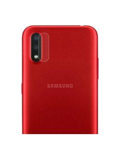 Защитное стекло на заднюю камеру Samsung A01-2020/A015 тех.пак