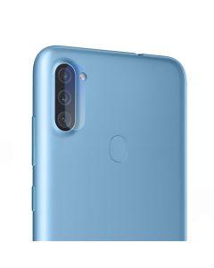 Защитное стекло на заднюю камеру Samsung A11-2020/A115/M11-2020/M115 тех.пак