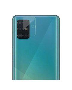 Защитное стекло на заднюю камеру Samsung A51-2020/A515 тех.пак