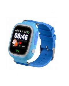 Детские умные часы Smart Baby Watch Q90 Blue