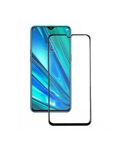 Защитное стекло для Realme 5 Pro 5D Black (тех.пак)
