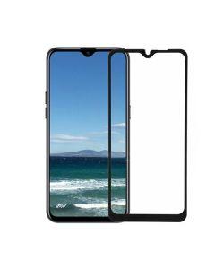 Защитное стекло для Realme C2 5D Black (тех.пак)