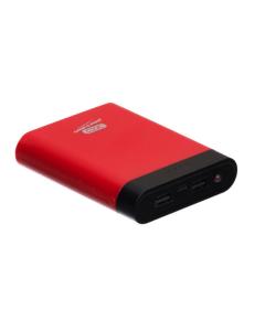 Внешний аккумулятор XO PB39 2USB 2A (10000mAh) Red