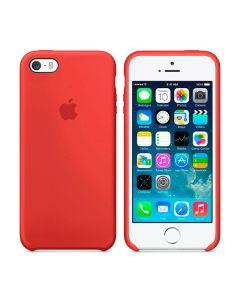 Чехол Soft Touch для Apple iPhone 5/5S Raspberry Red