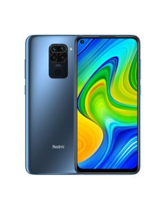 XIAOMI Redmi Note 9 3/64 Gb (midnight grey) українська версія