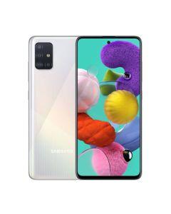 Samsung Galaxy A51 2020 SM-A515F 4/64GB White (SM-A515FZWU) УЦЕНКА