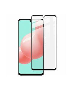 Защитное стекло для Samsung A41-2020/A415 3D Black (тех.пак)