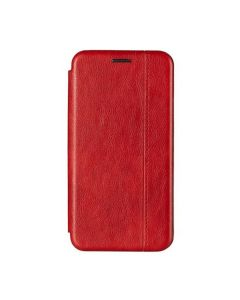 Чехол книжка Kira Slim Shell для Samsung A41-2020/A415 Red