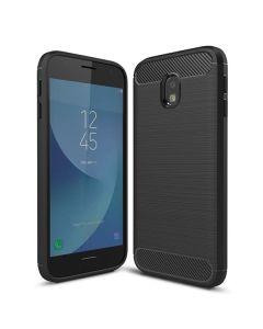 Чехол накладка iPAKY для Samsung J3-2017/J330 Black Slim TPU