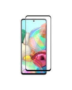Защитное стекло для Samsung Note 10 Lite/N770 5D Black (тех.пак) Premium