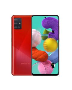 Samsung Galaxy A51 2020 SM-A515F 6/128GB Red (SM-A515FZRW)