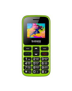 Sigma Comfort 50 HIT2020 (green)