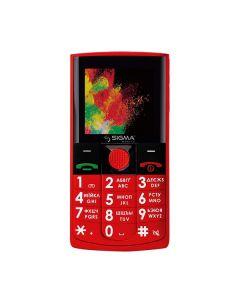 Sigma Comfort 50 Solo (red) (1650mAh)