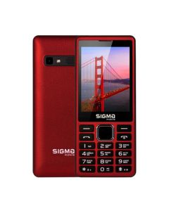 Sigma X-style 36 Point (red)
