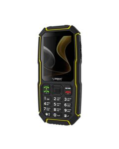 Sigma X-treme ST68 (black/yellow)