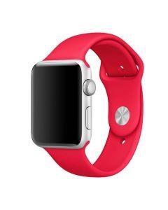 Ремешок для Apple Watch 38mm/40mm Silicone Watch Band Barbie Pink