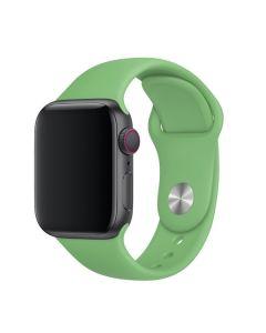 Ремешок для Apple Watch 38mm/40mm Silicone Watch Band Spearmint
