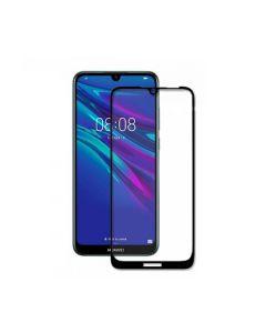 Защитное стекло для Huawei Y6 2019/Y6S/Honor 8a/Honor 8a Pro 3D Black (тех.пак) Ceramics