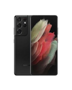 Samsung Galaxy S21 Ultra 16/512GB Phantom Black (SM-G998BZKHSEK) (M)