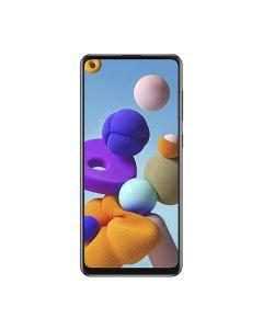 Samsung Galaxy A21s 2020 SM-A217F 3/32 Black (SM-A217FZKNSEK) УЦЕНКА
