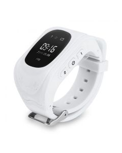 Детские умные часы Smart Baby Q50 (GW300) GPS Smart Tracking Watch White УЦЕНКА