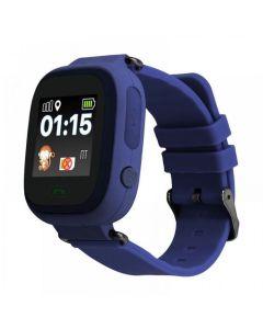 Детские умные часы Smart Baby Watch Q90 Dark Blue