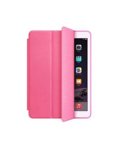 Leather Case Smart Cover for iPad 10.2 2019/2020 Pink